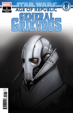 Star Wars: Age of Republic - General Grievous #1 (Concept Cover)
