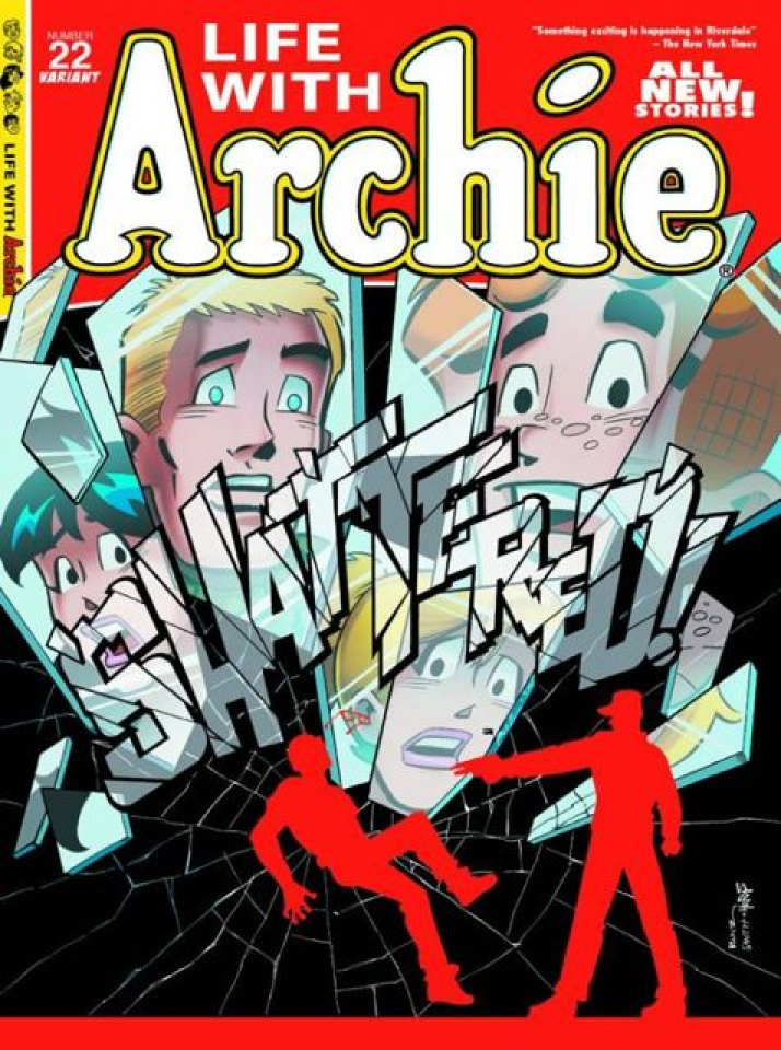 Life With Archie #22 (Ruiz Cover)