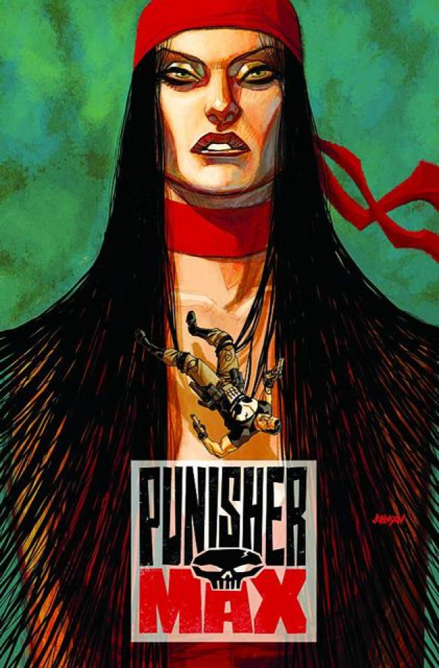 The Punisher MAX #20