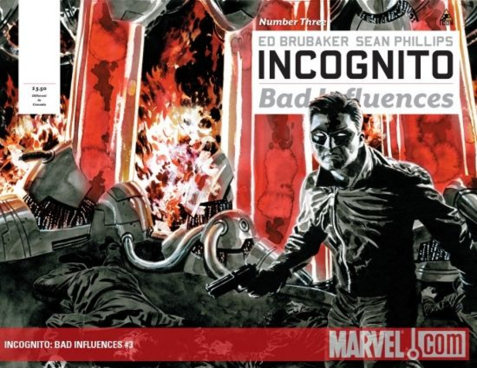Incognito: Bad Influences #3
