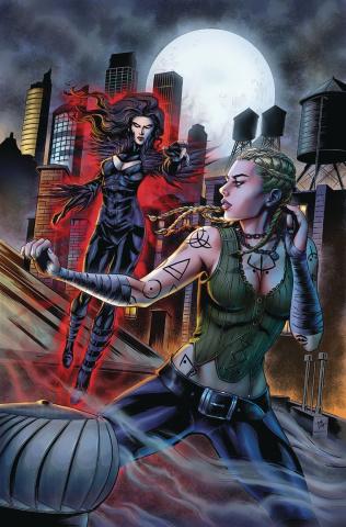 Gretel #1 (Otero Cover)