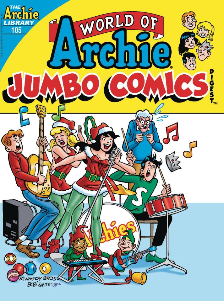 World of Archie Jumbo Comics Digest #105