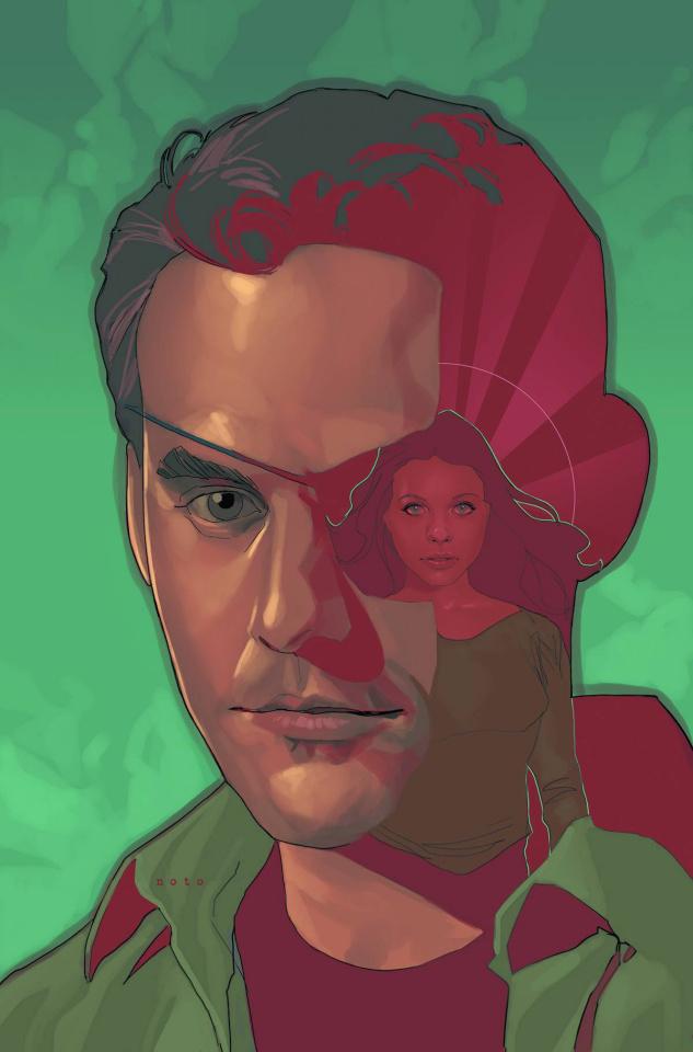 Buffy the Vampire Slayer, Season 9: Freefall #20