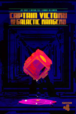 Captain Victory and the Galactic Rangers #4
