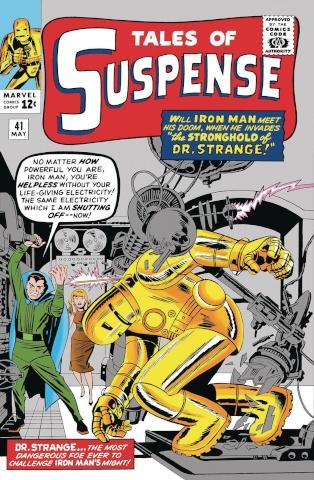 Iron Man #1 (True Believers Kirby Cover)