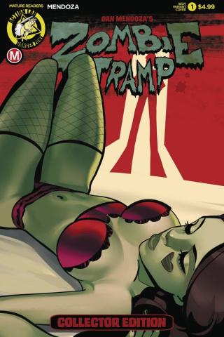Zombie Tramp: Origins #1 (Sexy Cover)