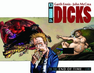 Dicks: To the End of Time, Like #5 (Offensive Cover)
