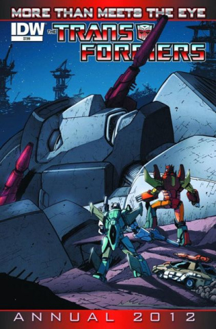 The Transformers: More Than Meets the Eye Annual 2012
