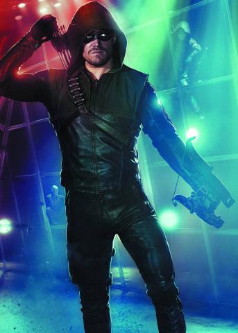 Arrow, Season 2.5 #11