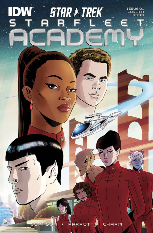 Star Trek: Starfleet Academy #1