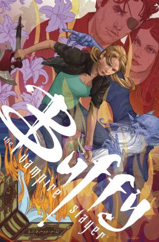 Buffy the Vampire Slayer, Season 10 Vol. 3 (Library Edition)
