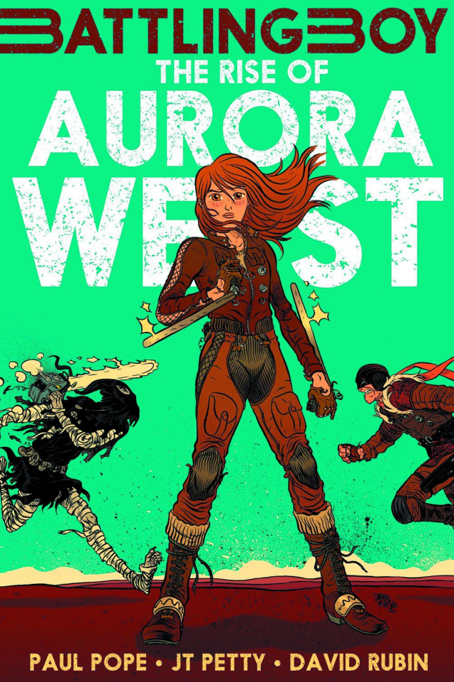 Battling Boy: The Rise of Aurora West