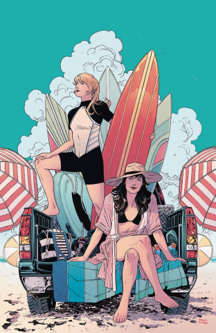 Betty & Veronica #1 (Bilquis Evely Cover)