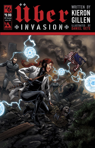 Über: Invasion #6 (VIP Premium Cover)