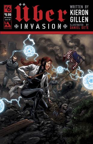 Über: Invasion #6 (VIP Premium Cover)