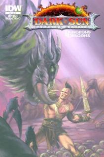 Dungeons & Dragons: Dark Sun #4
