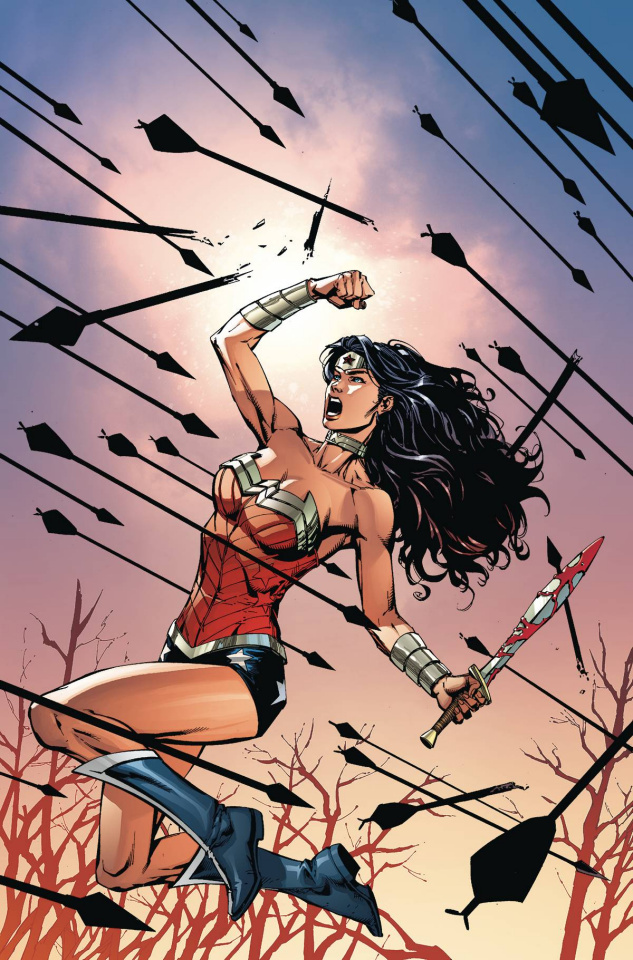 Wonder Woman #52 (Variant Cover)