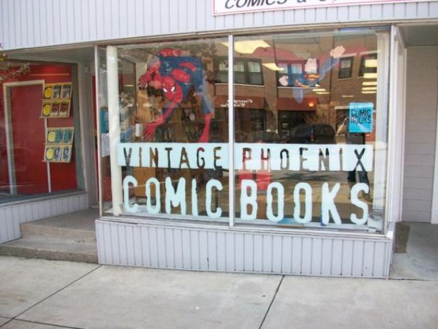 Vintage Phoenix Comics
