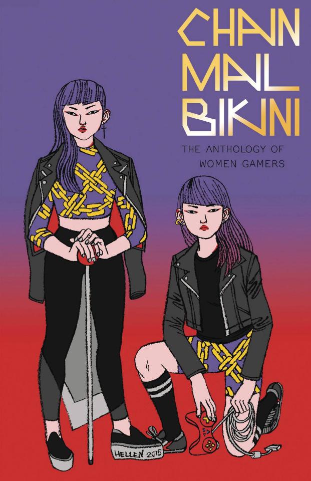 Chain Mail Bikini: The Anthology of Women Gamers