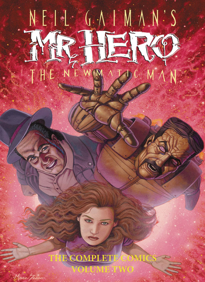Mr. Hero Vol. 2