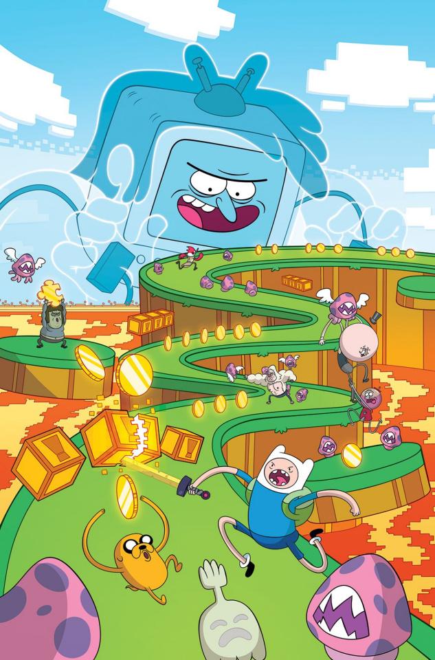 Adventure Time: Regular Show #2