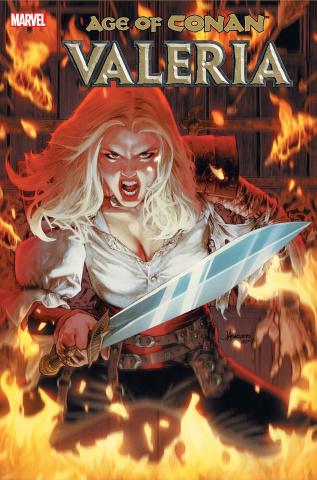 Age of Conan: Valeria #3