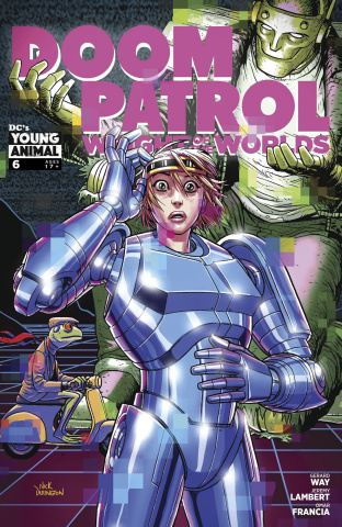 Doom Patrol: The Weight of the Worlds #6