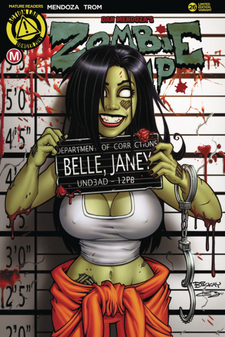 Zombie Tramp #26 (McKay Cover)