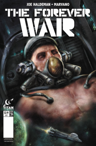 The Forever War #4 (Percival Cover)