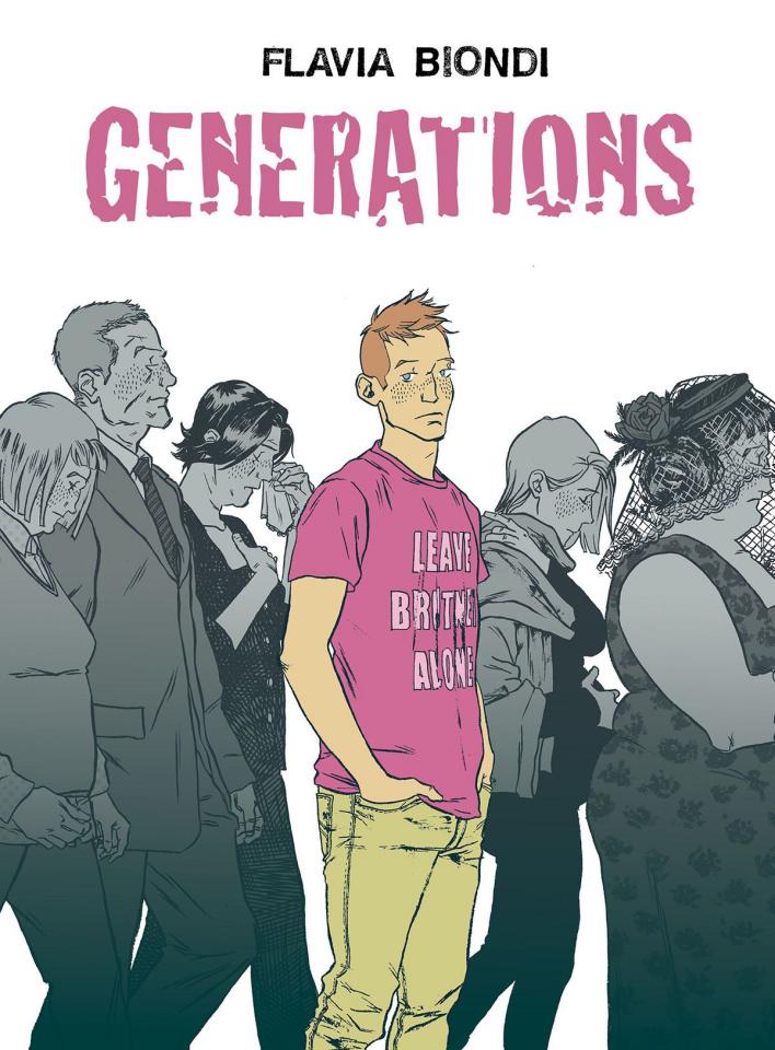 Generations Vol. 1