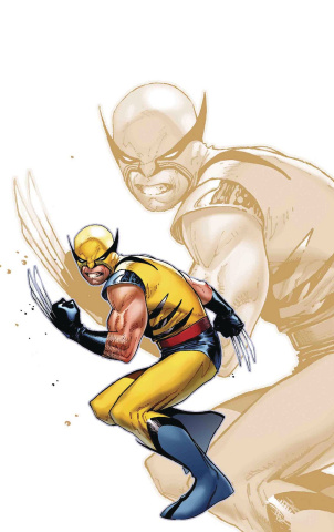 Hunt for Wolverine: Dead Ends #1 (Coipel Cover)