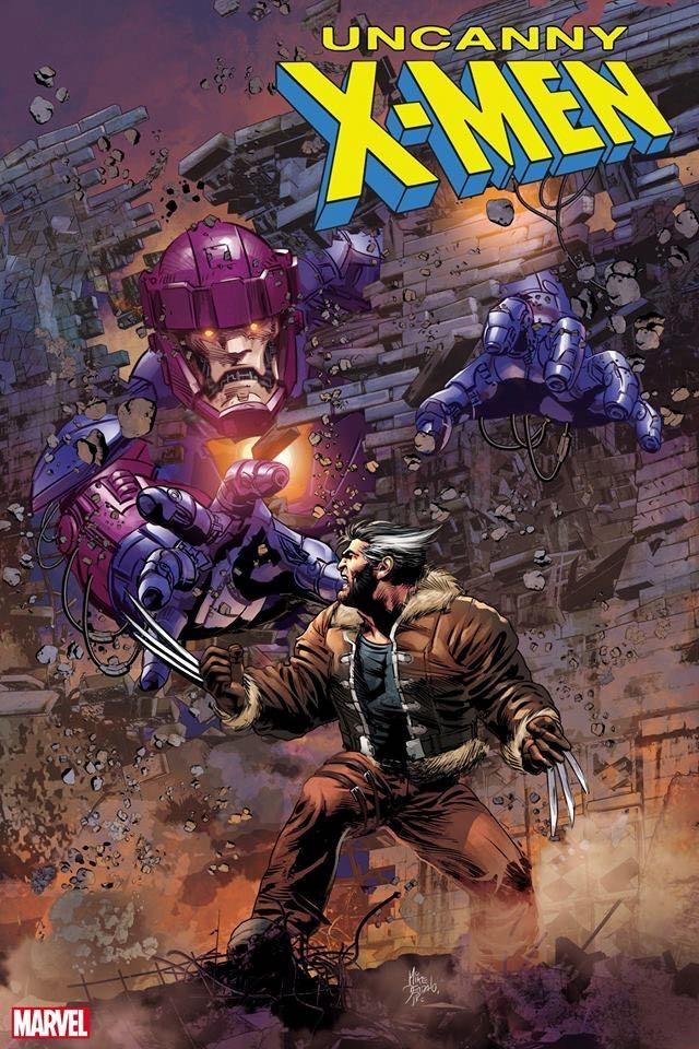 Uncanny X-Men #1 (Deodato Local Comic Shop Day 2018)