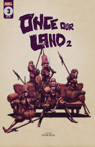 Once Our Land 2 #3