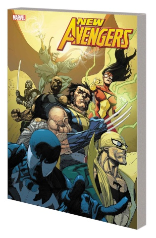 New Avengers by Bendis Vol. 3