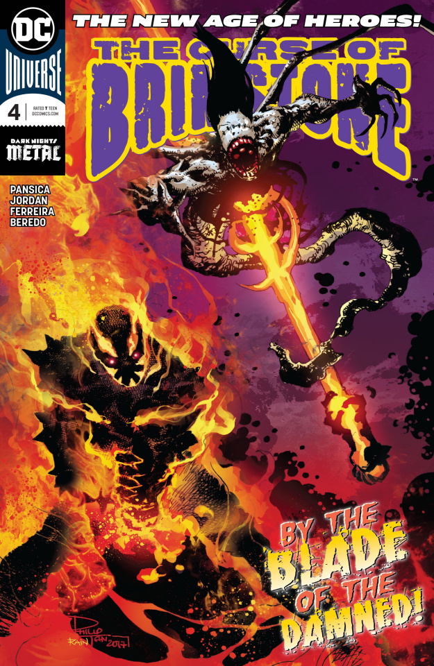 The Curse of Brimstone #4