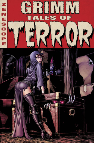 Grimm Fairy Tales: Grimm Tales of Terror #5 (Eric J Cover)