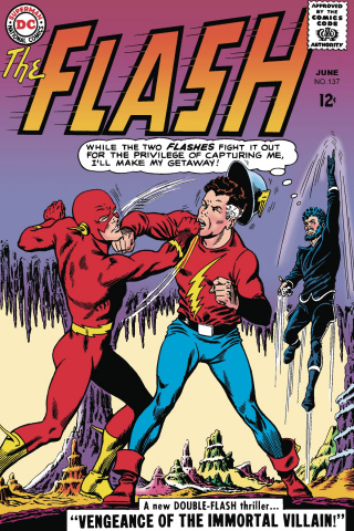 The Flash: The Silver Age Vol. 3 (Omnibus)