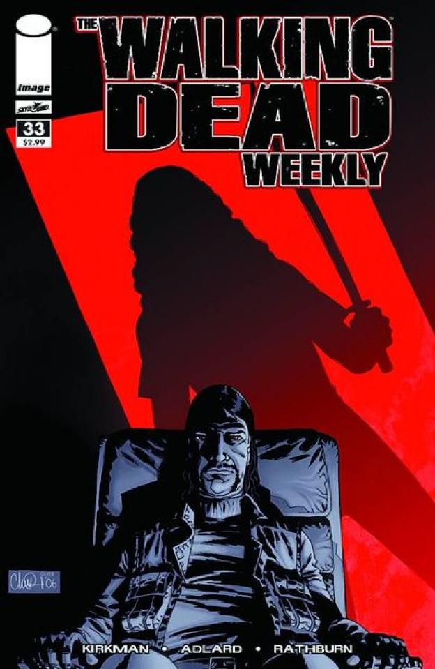 The Walking Dead Weekly #33