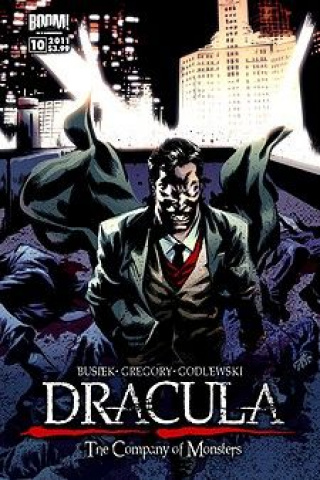 Dracula: The Company of Monsters #10