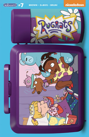 Rugrats #7 (Subscription Cover)