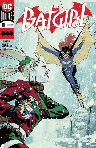 Batgirl #18 (Variant Cover)