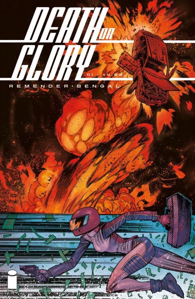 Death or Glory #1 (Harren Cover)