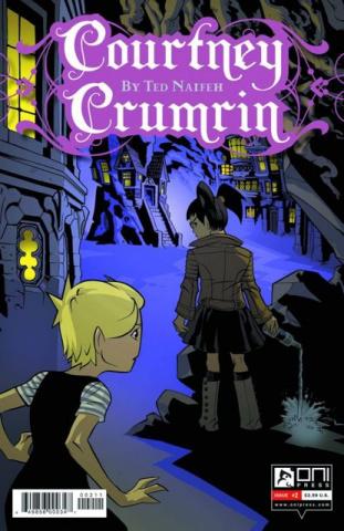 Courtney Crumrin #2