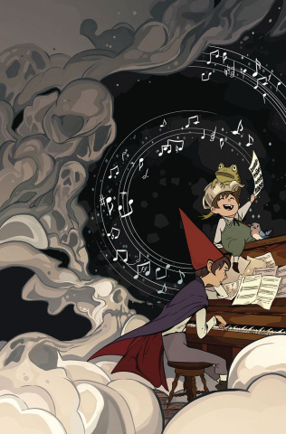 Over the Garden Wall: Soulful Symphonies #4 (Young Cover)