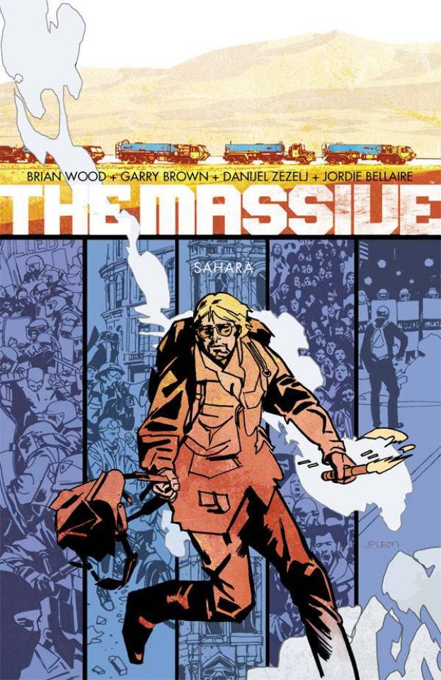 The Massive Vol. 4: Sahara