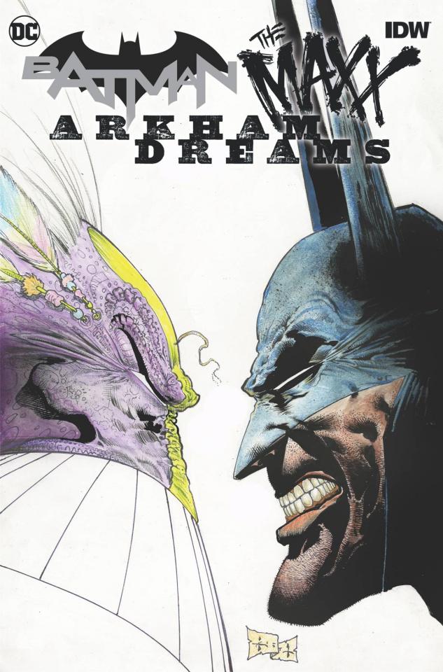 Batman / The Maxx: Arkham Dreams