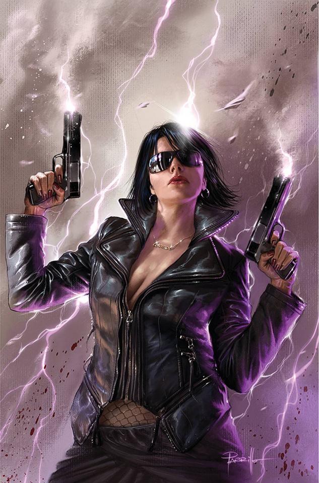 Jennifer Blood #1 (Parrillo Virgin Cover)
