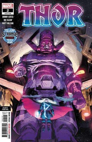 Thor #2 (Nic Klein 4th Printing)