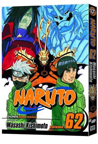Naruto Vol. 62