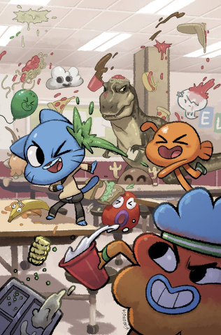The Amazing World of Gumball #1 (2015 Grab Bag)